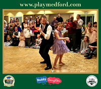 Medford Parks & Recreation Department's Daddy Daughter Dinner Dance at Inn at the Commons